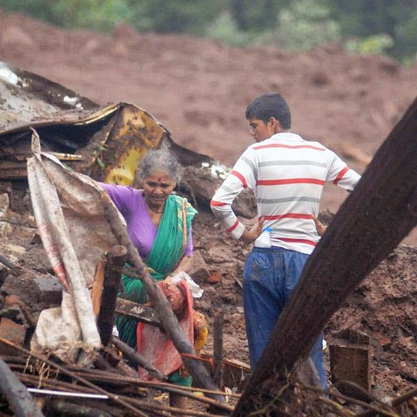 Prime Minister Narendra Modi had on Wednesday condoled the loss of lives in the tragedy and asked Singh to rush to Pune to take stock of the situation.