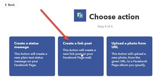 choose-action-facebook-pages