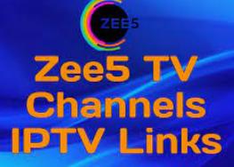 IPTV Zee channels Links