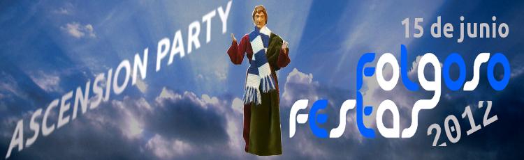 Ascenso deportivo de la coruña - Ascension Party