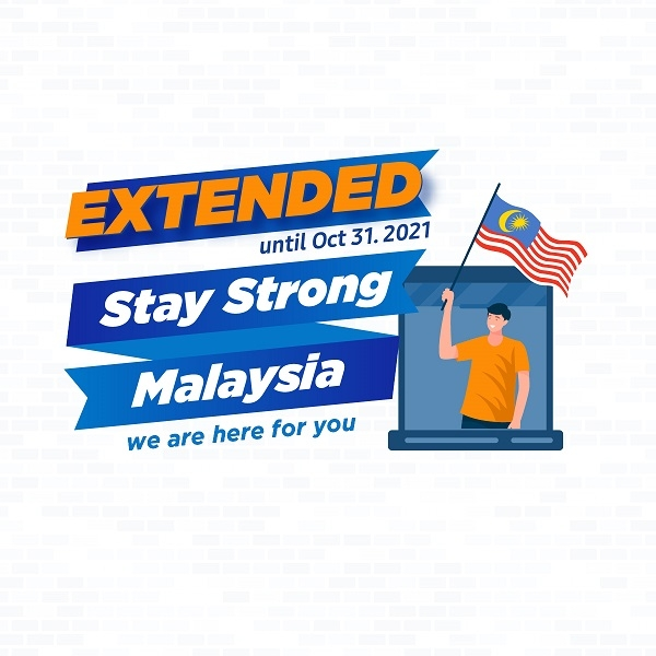 Samsung Malaysia Extends Celebration of Strength and Unity Promo Until 31 October 2021.