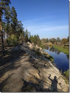 Високий берег Тетерева