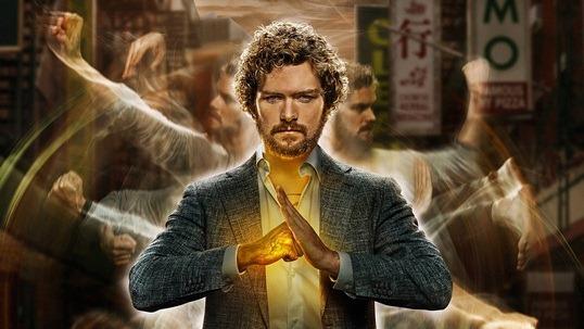 Punho de Ferro - Netflix - 1ª temporada