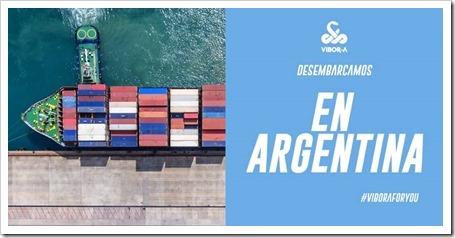 VIBOR-A desembarca en Argentina con primera parada en el Buenos Aires Pádel Master 2017.