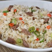 Thai Beef Fried Rice