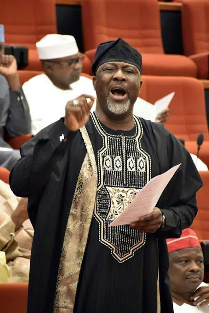 Dino Melaye petitions UN, rights groups, IGP…; says my life is in danger