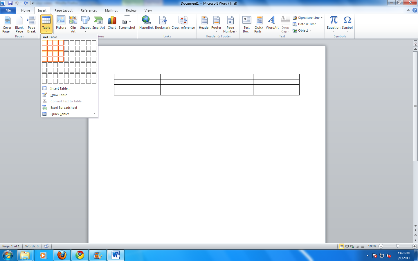 How To Write Equation Number In Word