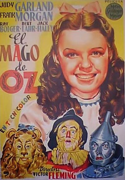 El Mago de Oz, cartel