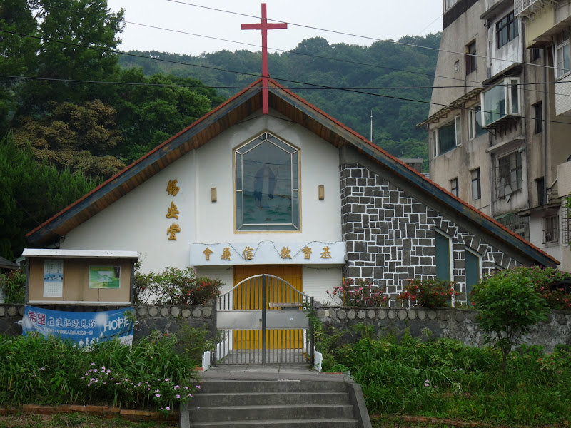 TAIWAN.Taipei Yangminshan, une des résidences de CKS - P1110941.JPG