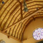 Chapelle : plafond