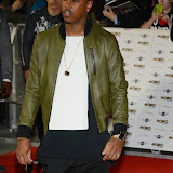 WWW.ENTSIMAGES.COM -   Jeremih   arriving at   MOBO Awards 2014 at SSE Arena Wembley October 22nd 2014Annual awards show recognising the best in urban music which is supported by HTC Photo Mobis Photos/OIC 0203 174 1069