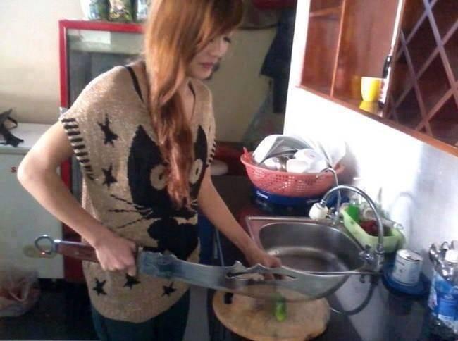 Nấu ăn cho chồng yêu