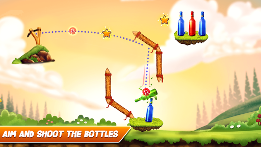 Bottle Shooting Game 2 1.0.4 screenshots 1