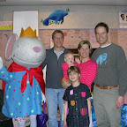 Lily, Kevin Henkes, and the blue manatee family