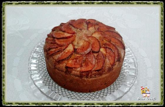 Bolo de maçã 1