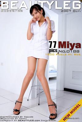 [Beautyleg]No.188 Miya