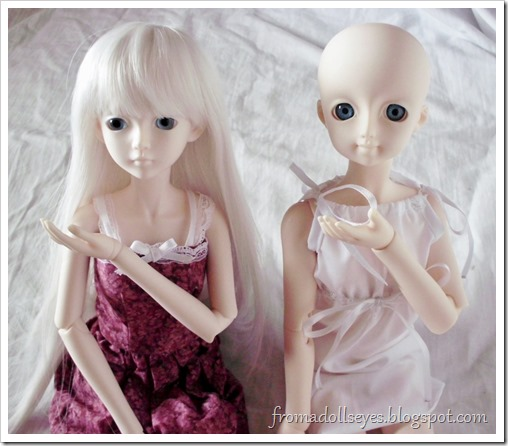 Bjd Body Comparison: Mystic Kids Vs. Doll Family A