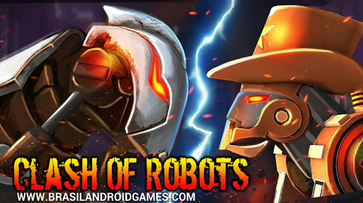 Download Clash Of Robots v1.6 APK Full - Jogos Android