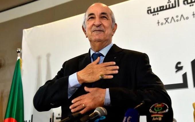 Presidencia de Argelia: Tebboune abandona el hospital de Alemania y regresará al país en los próximos días.