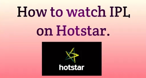 How to watch IPL 2021 match