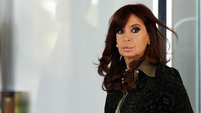 Argentina ex-leader Cristina Fernandez charged in corruption case