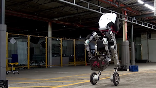 Boston Dynamics Google robot handle