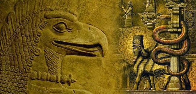 Anunnaki Sumeria