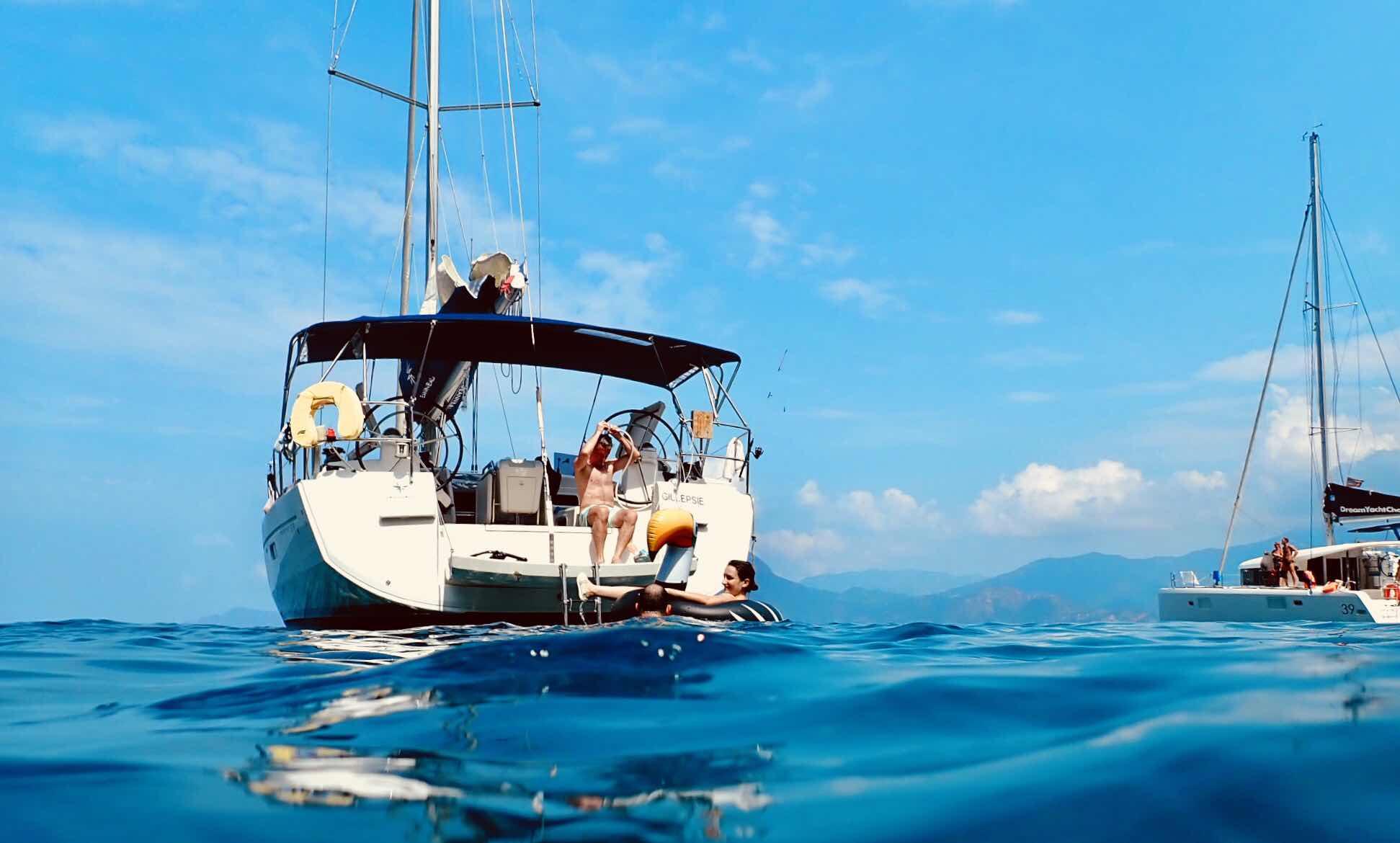 Petit break avant le départ - corsica trip