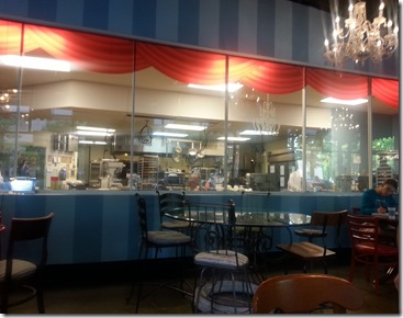 Amelie's Pastry Bakery Kitchen