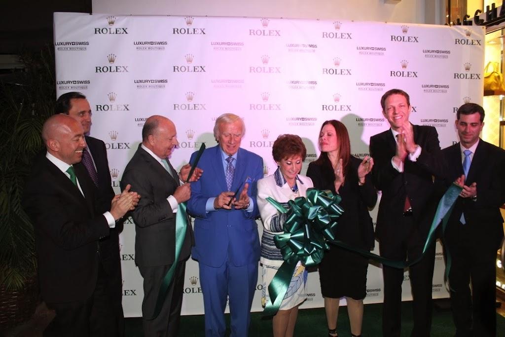 Rolex Miami Boutique Luxury Swiss LLC Ribbon Cutting 14