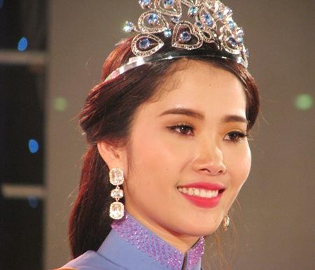 Tan Hoa khoi DBSCL 2015 Nguyen Thi Le Nam Em