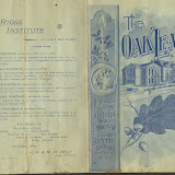 The Oak Leaf of Oak Ridge Institute