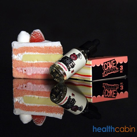 cake starbattery 30ml thumb%25255B2%25255D - 【リキッド】Cakes Vapors「Tiramisu Facts」「Shortcake Facts」「Nana Tres Leches Facts」レビュー! ケーキの形をしたパッケージ!【オシャンティ感満載USA産リキッド】