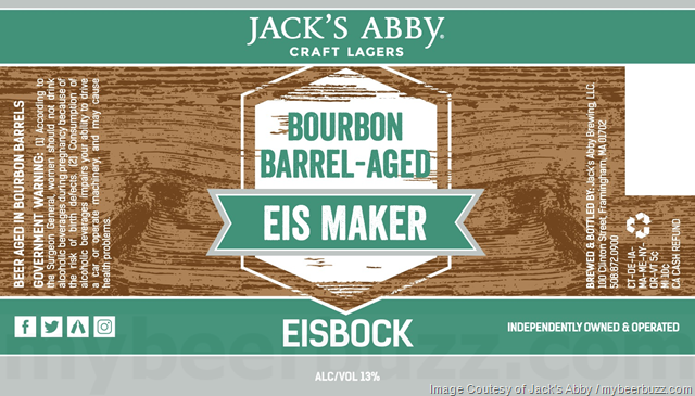 Jack's Abby - Eis Maker Eisbock