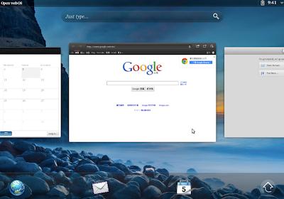 OpenWebOS auf dem PC