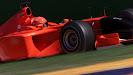Michael Schumacher, Ferrari F2001 911 nose cone