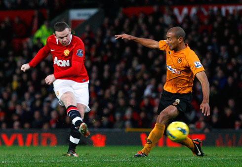 Wayne Rooney, Manchester United - Wolves