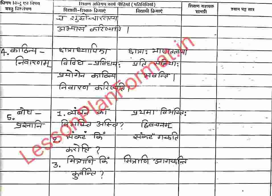 Sanskrit Path Yojana pdf