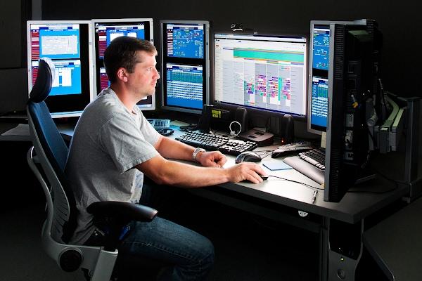 Estação de controle do Condado de Mayes