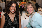 Dr. Nina Rios-Doria and Terry Clark