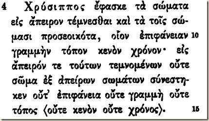 Stobaeus. Eclogae. In Diels Dox Gr.p315.S