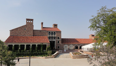 Photo: The 2013 Mars Society Convention was held in the Glenn Miller Ballroom at Colorado University, Boulder.