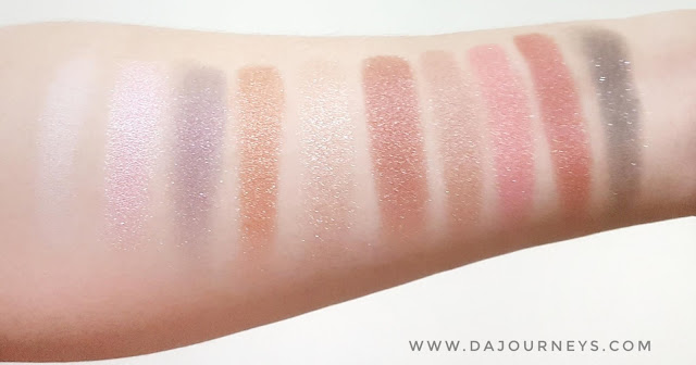 [Review] NYX Love You So Mochi Palette Sleek and Chic