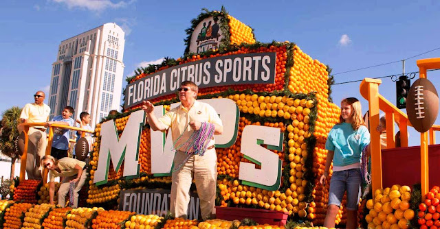 The Citrus Parade – Orlando