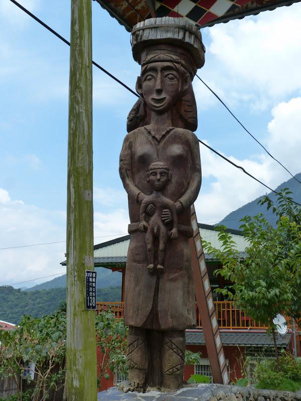 Puli  en passant , entre autres, par les villages de l ethnie Bunum de Loloko et Dili. J 10 - P1170100.JPG