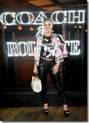 HOLLYWOOD, CA - MARCH 30:  Actor Haley Lu Richardson attends the Coach & Rodarte celebration for their Spring 2017 Collaboration at Musso & Frank on March 30, 2017 in Hollywood, California  (Photo by Donato Sardella/Getty Images for Coach)