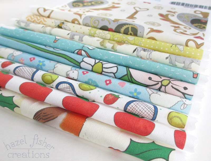 2015 June 01 may monthly review spoonflower swatches 1 hazelfishercreations