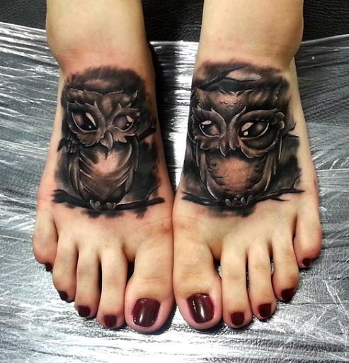 as_tatuagens_de_coruja
