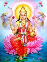 Lakshmi - Hindu goddess