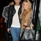 WWW.ENTSIMAGES.COM -   Junaid Ahmed and Danielle Armstrong    at         Perfect Eyelashes - launch event at Perfect Eyelashes, 48 Blythe Road, London December 4th 2014Beauty brand hosts celebrity event to launch collaboration with KatOsu and Land of Makeup.                                              Photo Mobis Photos/OIC 0203 174 1069